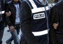 41 polise yakalama kararı