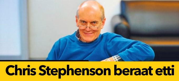 İngiliz akademisyen Chris Stephenson beraat etti