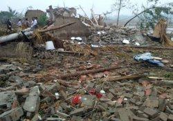Çin'de fırtına ve hortum: En az 51 ölü