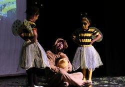 Van'da çocuklar için tiyatro gösterimi yapıldı