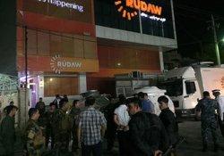 Rûdaw merkezine bombalı saldırı
