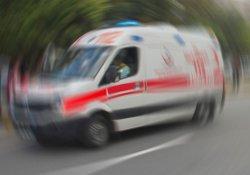 Sürücü direksiyon hakimiyetini kaybetti: 5 yaralı