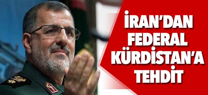İran'dan Federal Kürdistan'a tehdit