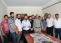 Van İnternet Medyasından Tuşba Belediyesi'ne tepki