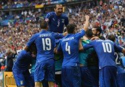 EURO 2016'da İtalya İspanya'yı eledi: 2-0