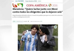 Efsaneden Messi'ye dön çağrısı