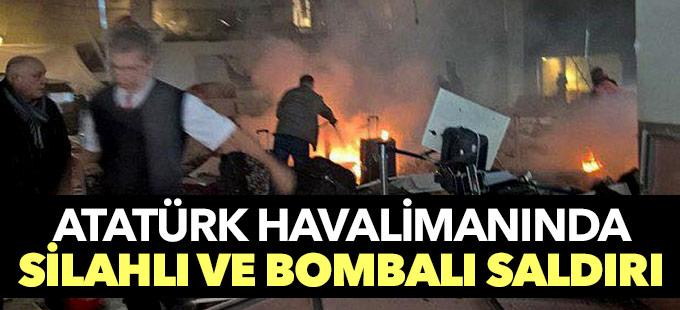 Atatürk Havalimanı'nda bombalı saldırı: 36 kişi hayatını kaybetti