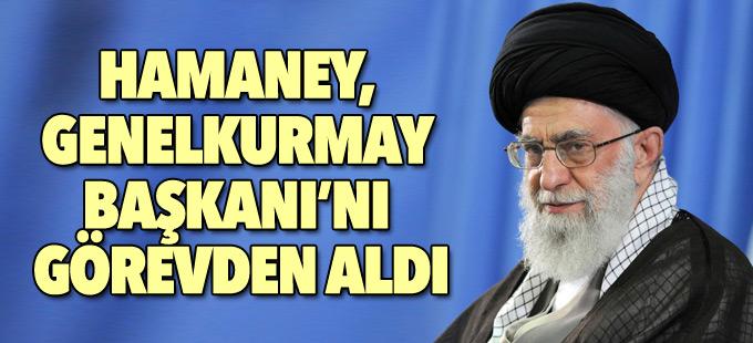 İran'da Genelkurmay Başkanı değişti