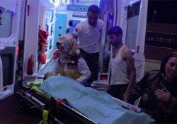 Urfa'da trafik kazası: 1 ölü, 4 yaralı