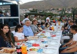 ASP il müdürlüğü tarafından iftar programı düzenlendi