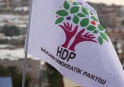 HDP yöneticisi tutuklandı