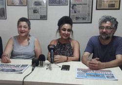 Fincancı ve Önderoğlu yeniden Özgür Gündem'de