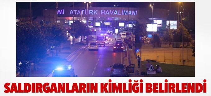Havalimanı saldırganlarından ikisinin kimliği belirlendi