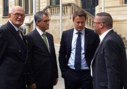 Fırat Anlı Lüksemburg Başbakanı ile görüştü