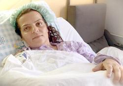 Sibel Çapraz'ın ameliyat başvurusu kabul edildi