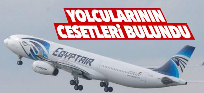 EgyptAir yolcularının cesetleri bulundu