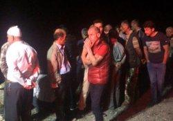 Otomobil Çoruh nehrine uçtu: 1 ölü, 2 yaralı, 1 kayıp