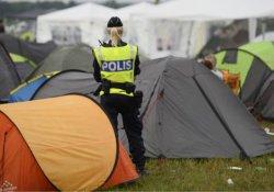 İsveç'teki müzik festivallerinde 40'tan fazla taciz ve tecavüz