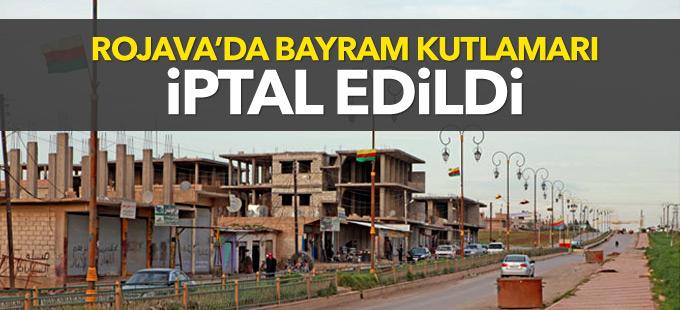Rojava'da bayram kutlamaları iptal edildi