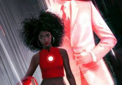 Marvel'in yeni Iron Man karakteri 15 yaşında siyahi bir kız