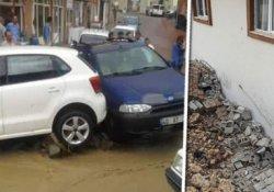 Kayseri'yi sel vurdu 1 kişi hayatını kaybetti