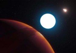NASA üç yıldızlı gezegen keşfetti