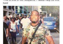 Dallas: Masum protestocu nasıl bir numaralı zanlı oldu?