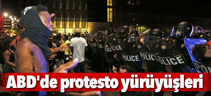 ABD'de 10'dan fazla eyalette polis şiddetine karşı protesto