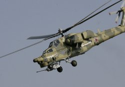 Irak: Rusya'dan yeni helikopterler aldık