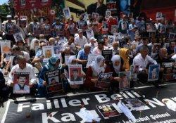 Cumartesi Anneleri Hurşit Külter ile Ayfer Öztürk'ün akıbetini sordu