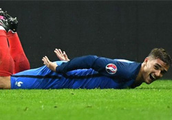 'Griezmann Ronaldo ve Messi kadar iyi'