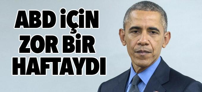 Obama: ABD bölünmedi