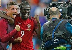 """Unutulmaz golün sahibi Eder cevap verdi: """"Ronaldo sana ne söyledi?"""""""