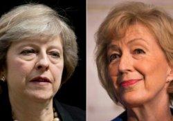 İngiltere: Annelik sataşması, başbakan adayı Andrea Leadsom'u yarış dışı bıraktı