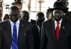 Güney Sudan liderlerinden ateşkes emri