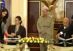 ABD ile Kürdistan Bölgesi arasında protokol imzalandı