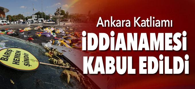 10 Ekim Ankara Katliamı iddianamesi kabul edildi