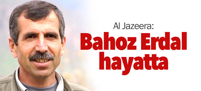 Al Jazeera: Bahoz Erdal hayatta