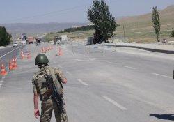 Gürbulak Sınır Kapısı kapatıldı