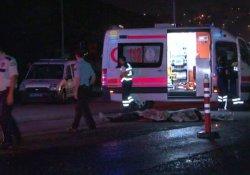 Eyüp'te feci motosiklet kazası: 2 ölü