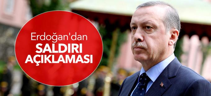 Erdoğan'dan 'Nice saldırısı' açıklaması