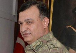 Şırnak'ta Tuğgeneral Ali Osman Gürcan tutuklandı