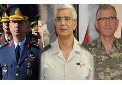 3 general hakkında yakalama kararı