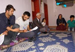 Hakkari ASP: Bin 800 ailenin ihtiyacı tespit edildi