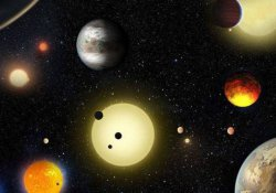 NASA yaşamın mümkün olduğu 2 gezegen keşfetti