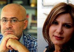Gazeteci Cengiz ve Hürtaş gözaltına alındı