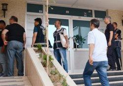Aksaray'da 55 emniyet mensubu gözaltına alındı