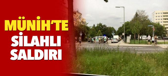Münih'te silahlı saldırı: En az dokuz kişi hayatını kaybetti
