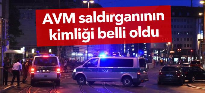 Almanya'daki AVM saldırganının kimliği belli oldu