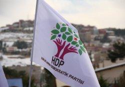 HDP Hakkari İl örgütünden kınama